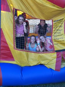 Fall Fest Bounce House...1 of 2