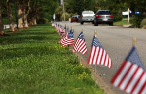 median flags 1